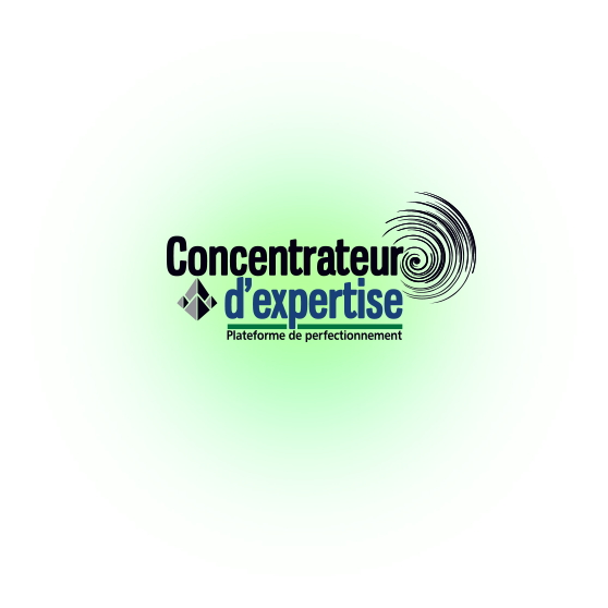 Image concentrateur d'expertise